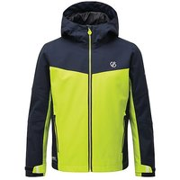 DARE 2B Kids' In The Lead Waterproof Jacket, NVY/NVY