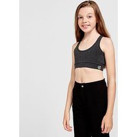 DARE 2B Kids Trendsetter Crop Top, Dark grey/DGY