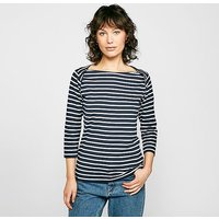 REGATTA Women's Polina Long Sleeve T-Shirt, Navy Blue/NVY
