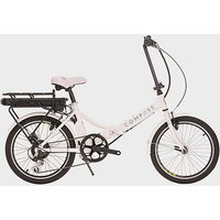 COMPASS Comp Electric Folding Bike, WHT-WHT