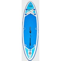Clever Aipro Airpro 305 (10FT) Inflatable Stand-up Paddleboard, Blue/BL