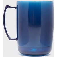 HI-GEAR Deluxe Plastic Mug, Blue/BBL