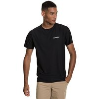 Berghaus Mens 24/7 Tech T-Shirt, Black/BLK