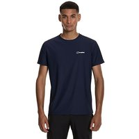 Berghaus Mens 24/7 Tech T-Shirt, Navy Blue/NVY