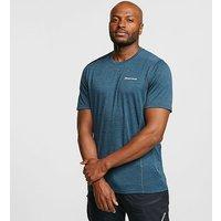 MONTANE Men's Dart T-Shirt, MBL/MBL