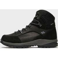 Hanwag Men's Banks SF EX GORE-TEX Hiking Boots, Dark Grey/DGY