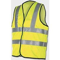 MAYPOLE Hi-Visibility Vest (XL), YEL/YEL