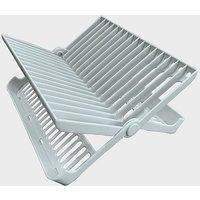 QUEST Folding Dish Draining Rack, CRM/CRM
