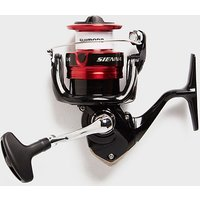 Shimano Sienna FG C3000 Fishing Reel, RED/BLK