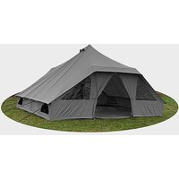 QUEST Touareg Bell 10-Person Tent, GRY-GRY