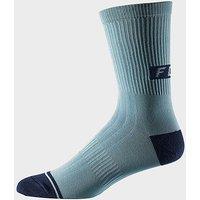 "FOX Women's 8"" Trail Socks, Blue/BLU"