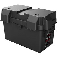 Numax Noco Snap Top Battery Box Group 24-31, BLK/BLK