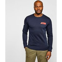DUCO Unisex Training Sweater, BLU/BLU
