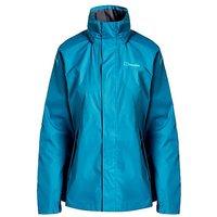 Berghaus Womens Orestina Waterproof Jacket, light blue/TUR