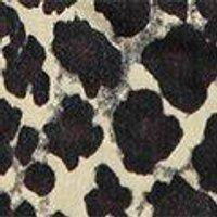 Logan Leopard Print Dog Denim Jacket