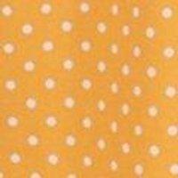 Rye Spot Wrap Front Ruffle Midi Tea Dress