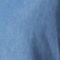 Olive Button Through Denim Shirt Dress