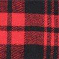 Beth Chain Detail Tartan Woven Skirt