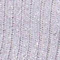 Jennifer Metallic Rib Knit Crop