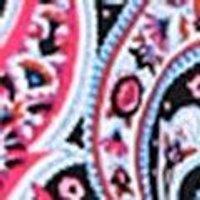 Neela Paisley Double Split Front Maxi Skirt