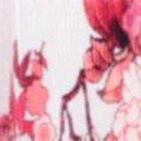 Josie Floral Print Crinkle Culotte Jumpsuit