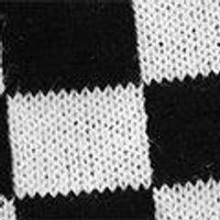 Checkerboard Beanie