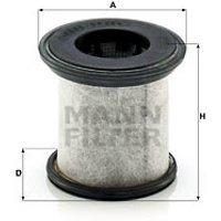 MANN-FILTER - Filter, crankcase breather
