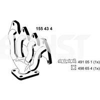 ERNST - Manifold, exhaust system
