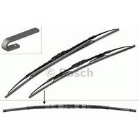 BOSCH 3397001802 / 801S Set of SUPERPLUS Windscreen Flat Wiper Blades