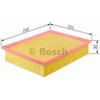 BOSCH - Filtre à air (F 026 400 206)