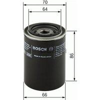BOSCH Filtre a huile F026407025 (705349)