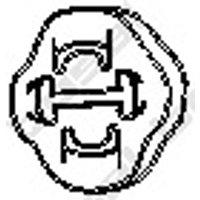 BOSAL - Bandes de caoutchouc, échappement (255-853)