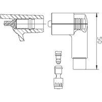 BREMI - Plug, distributor