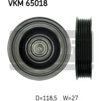 SKF - Deflection/Guide Pulley, v-ribbed belt