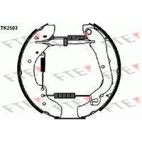 FTE - Brake Shoe Set