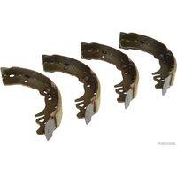 HERTH+BUSS JAKOPARTS - Brake Shoe Set