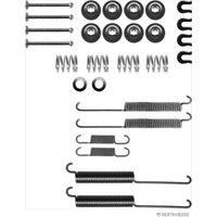 HERTH+BUSS JAKOPARTS - Accessory Kit, brake shoes