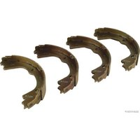 HERTH+BUSS JAKOPARTS - Brake Shoe Set, parking brake