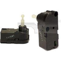 TYC - Control, headlight range adjustment