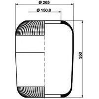 PE Automotive - Air Gaiter