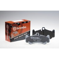 BREMBO High performance remblokkenset