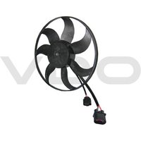 VDO - Fan, radiator