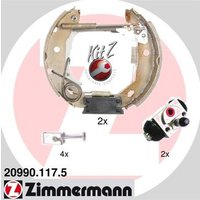 ZIMMERMANN - Brake Shoe Set