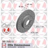 ZIMMERMANN - Brake Disc (Set)