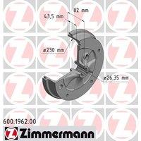 ZIMMERMANN - Brake Drum (Set)