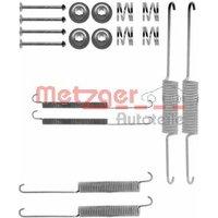 METZGER - Accessory Kit, brake shoes