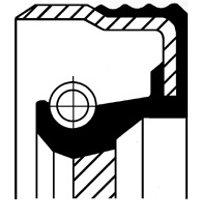 CORTECO - Shaft Seal, automatic transmission