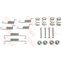 TRW - Accessory Kit, parking brake shoes