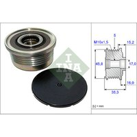 INA - Alternator Freewheel Clutch