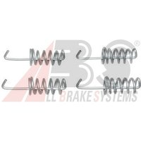 A.B.S. - Accessory Kit, parking brake shoes